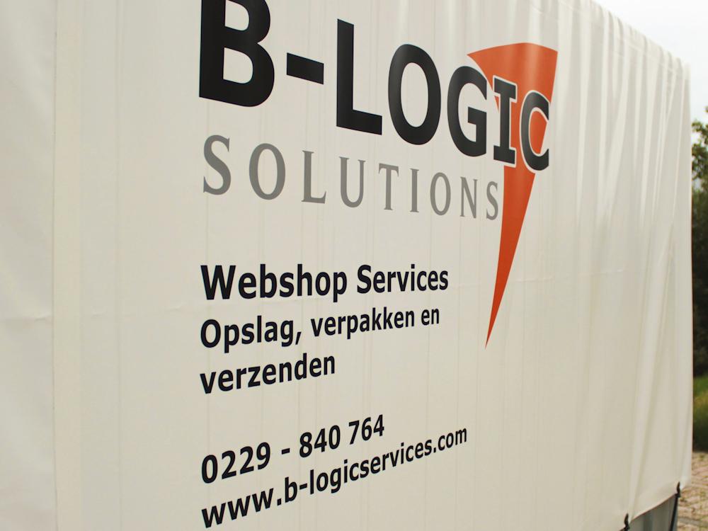 B-Logic trailer transport